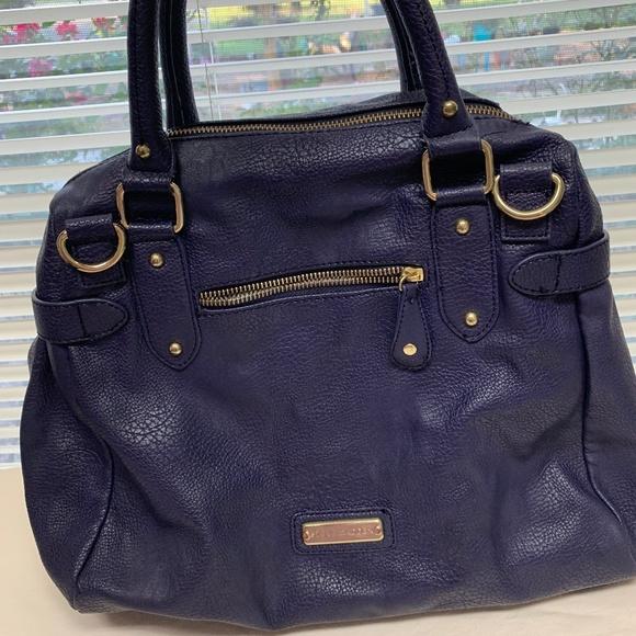Steve Madden Handbags - Steve Madden Purple Hand Bag